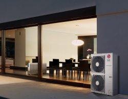 LG Therma V Heat Pump