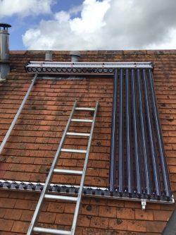 Solar Thermal Installation