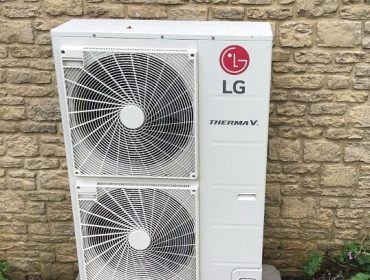 LG Heat Pump Installation