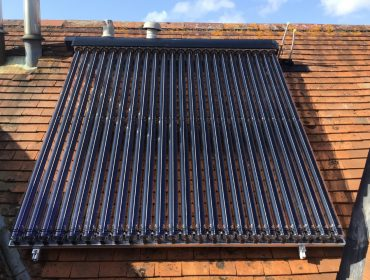 Viessmann Solar Thermal Installation